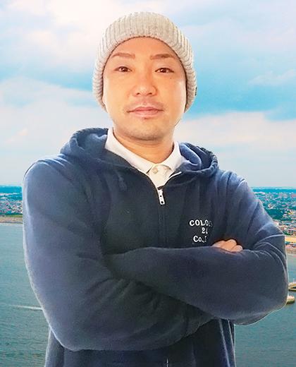 失敗しない藤沢市の外壁塗装専門店 社長写真