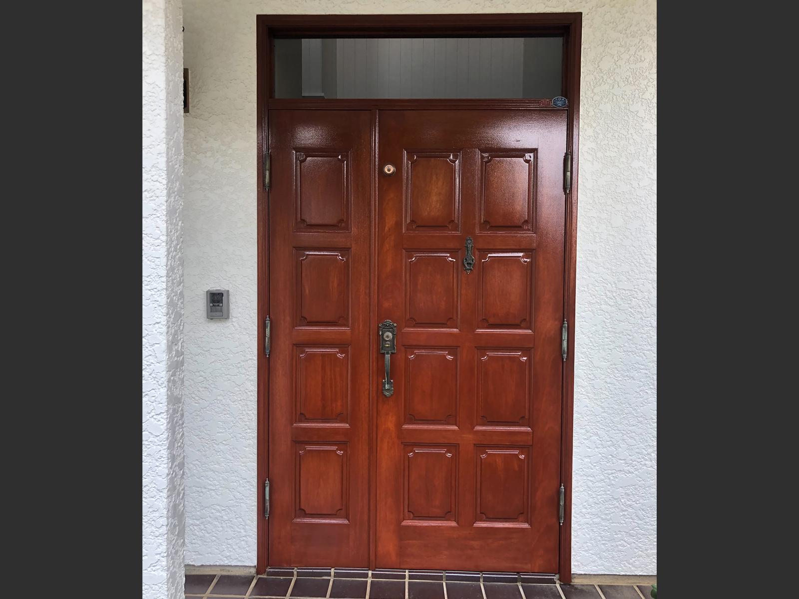 玄関リフォーム