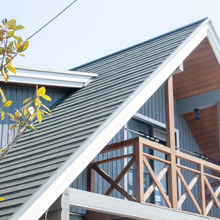 おすすめ屋根カバー工法パック(スーパーガルテクト)