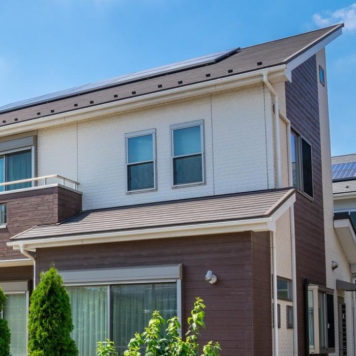 おすすめ屋根葺き替え工法(スーパーガルテクト)
